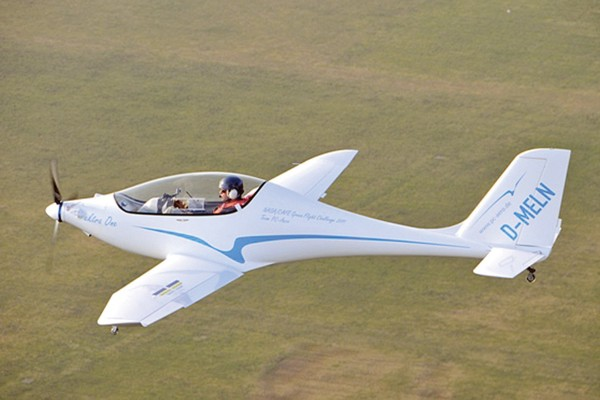 Electric Powered Light Aircraft