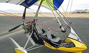 Air Creation Skypper Wins SLSA #130