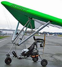 Canada's First Electric-Powered Ultralight - ByDanJohnson com