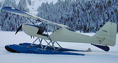 Kitfox Stays Home to Build More Airplanes - ByDanJohnson com