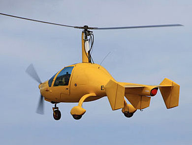Gyroplanes and Autogyros … Same or Different? - ByDanJohnson com