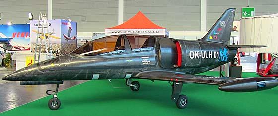 You Wanna Be a Jet Pilot? Check out UL-39 - ByDanJohnson com