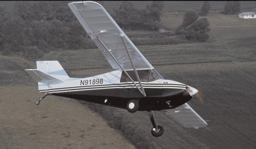 Rans S-6S Coyote II - ByDanJohnson com