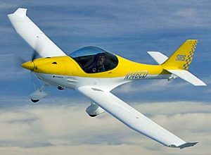 Cirrus planned to represent the company-named SRS. This model flew for years before in Europe and still does as the Fk14 Polaris. It may return to the USA under the European name and will be represented by Hansen Air Group.