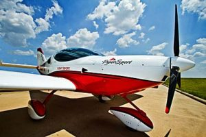 For a few months named PiperSport, the more permanently named SporCruiser was previously and is still successfully represented by U.S. Sport Aircraft.