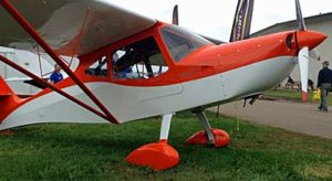 The never-before-seen SkyCruiser offered by U.S. Sport Aircraft.
