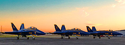 Blue Angels at Sun 'n Fun