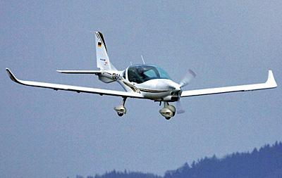 KLA-100, Vessel, Flight Design, SLSA