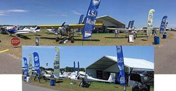 Light-Sport Aircraft Mall at Sun 'n Fun 2017 airshow