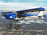 Just Aircraft — SuperSTOL with 180-hp Titan (2016)