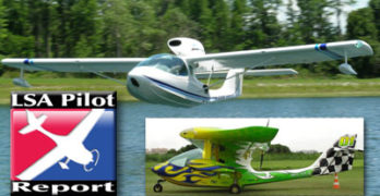 SeaMax Light-Sport Aircraft Seaplane Returns to American Market—Pilot Report