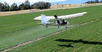 Workhorse Dragonfly Rancher Takes on Heavier Duties — Aerial Work LSA?
