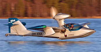 Atol Light-Sport Aircraft Amphibian — Design and Production Update