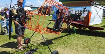 Big to Small, Just Aircraft Pleases; Now, Check Out their Part 103 Ultralight Aircraft
