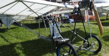 Skonkwerks …an Ultralight Aircraft Tribute to an Aviation Pioneer