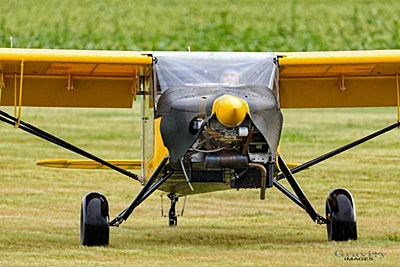 Belite's Chipper Two-Seat Light Kit Aircraft Proves Itself