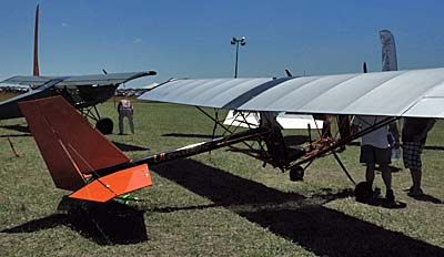 Sun 'n Fun Day 2 — Just Aircraft Solo 103, LSA Mall, and