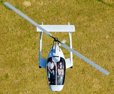 Rotorvox C2A Gyroplane Lands in USA