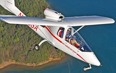 Enabling Pilots with Light-Sport Aircraft, Able Flight