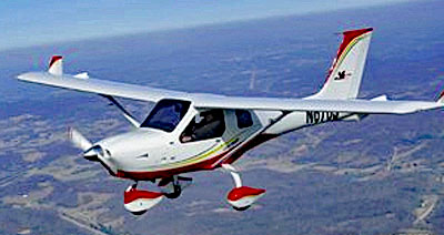 ByDanJohnson com - News & Video on Light-Sport Aircraft, Sport Pilot