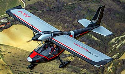 ByDanJohnson com - News & Video on Light-Sport Aircraft, Sport Pilot